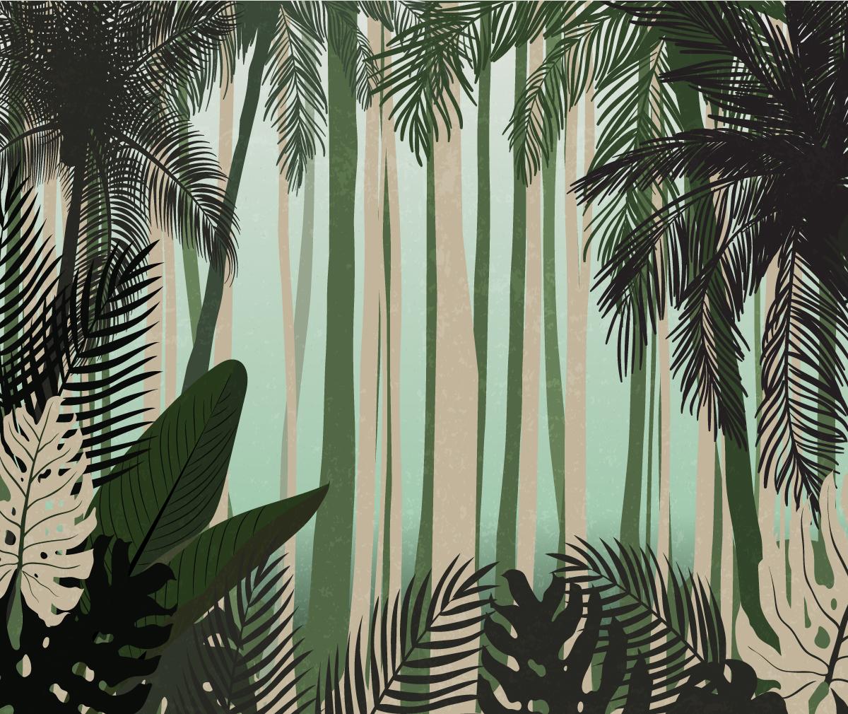 tropics no.2 green